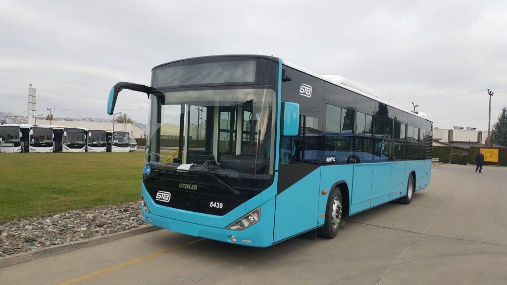 autobuz in bragadiru