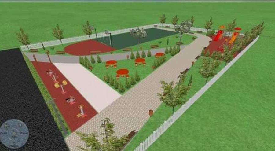 parc in cartierul latin schita propusa