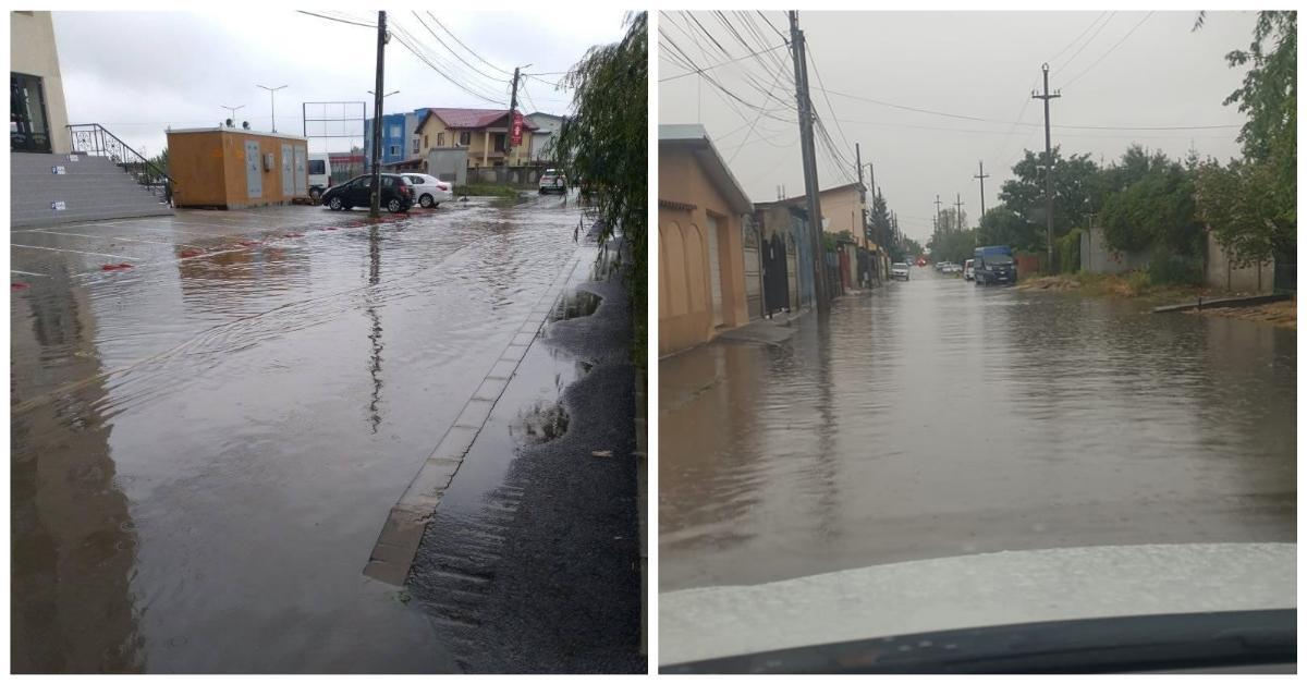 strazi inundate bragadiru 4 septembrie 2020