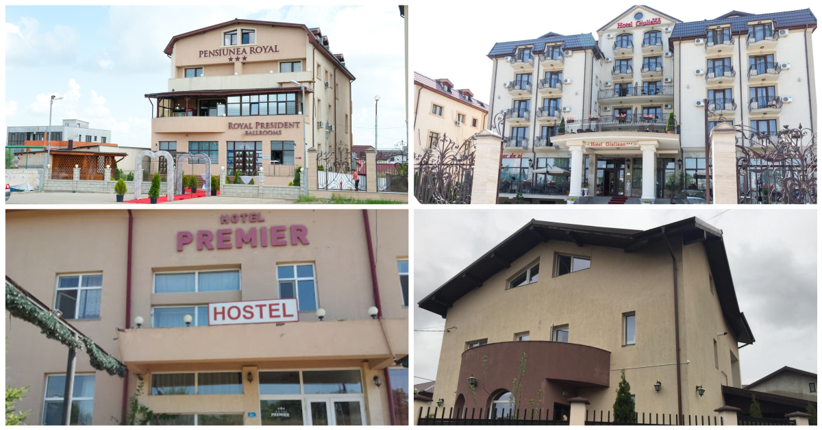 hoteluri bragadiru ilfov