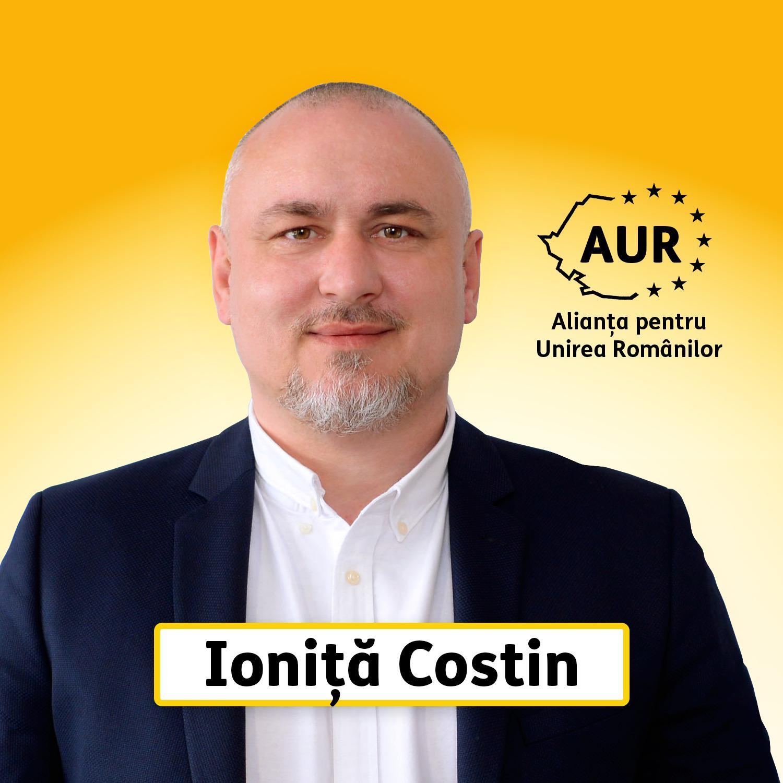 Costin Ionita AUR Bragadiru
